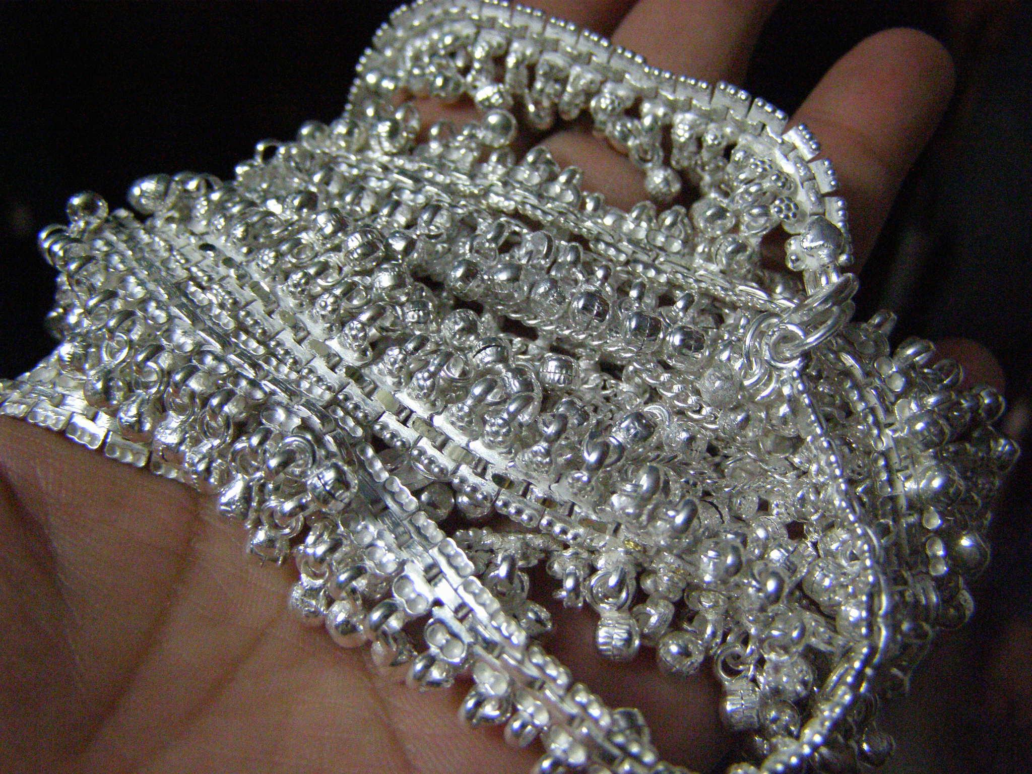 Comment reconnaitre un bijou en argent silver in paris - Comment reconnaitre des couverts en argent ...